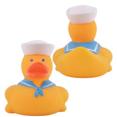 Bleep Navy Bath Duck - Promotional Products