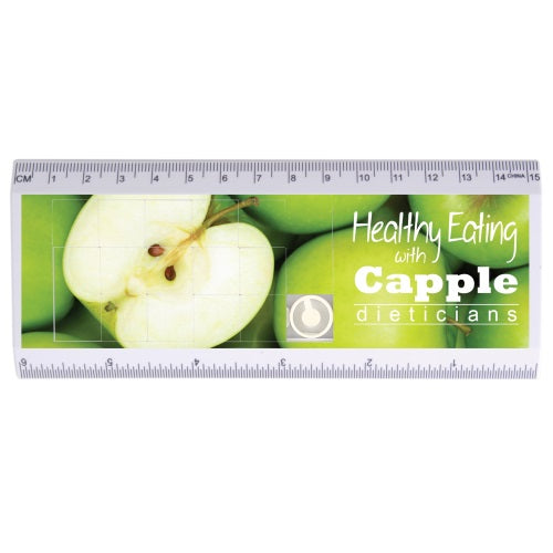 Bleep Ruler Puzzle - Promotional Products
