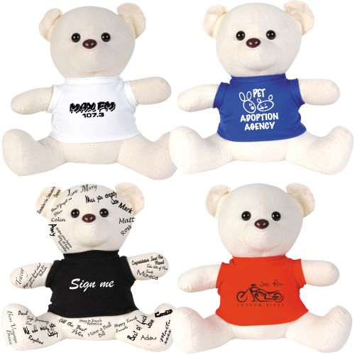 Bleep Signature Bear - Promotional Products