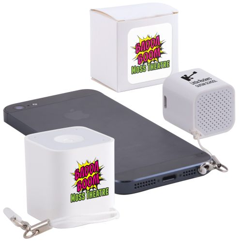 Bleep Small Bluetooth Speaker - Promotional Products