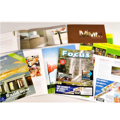 Brochures - Promotional Products