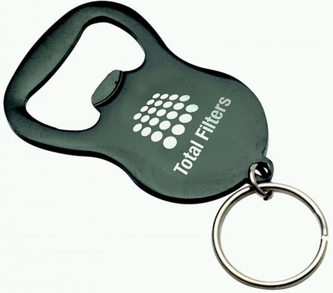 Classic Bottle Opener Keyring - Promotional Products
