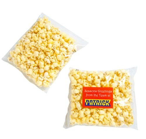 Yum Popped Buttered Popcorn Bags - Promotional Products