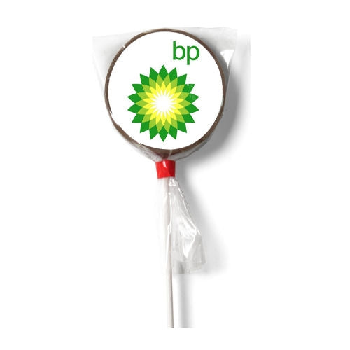 Devine Chocolate Lollipops - Promotional Products