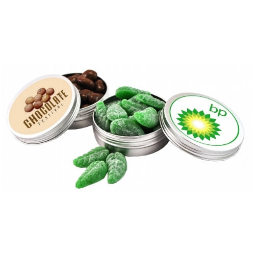 Devine Twist Lolly Tins - Promotional Products