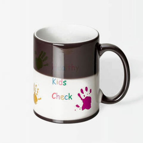 Cafe Heat Reveal Mug - Promotional Products