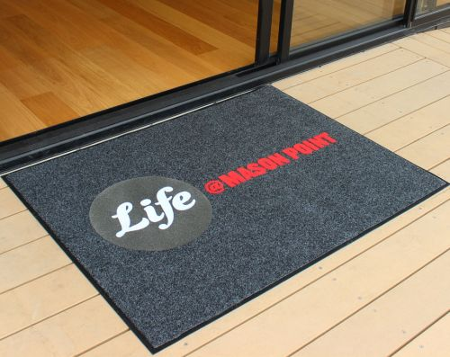 Carpet Logo Mat - Promotional Products