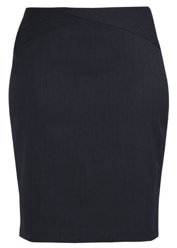 Ladies Chevron Band Skirt - Corporate Clothing