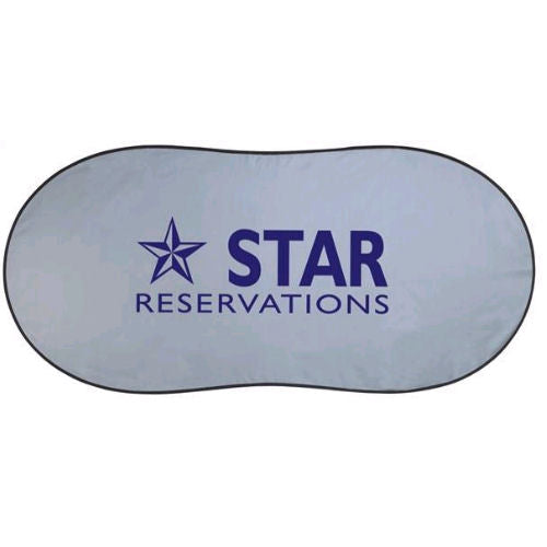 Classic Car Sunshade - Promotional Products