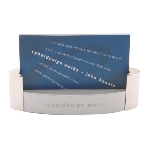Classic Desk Card Holder - Promotional Products