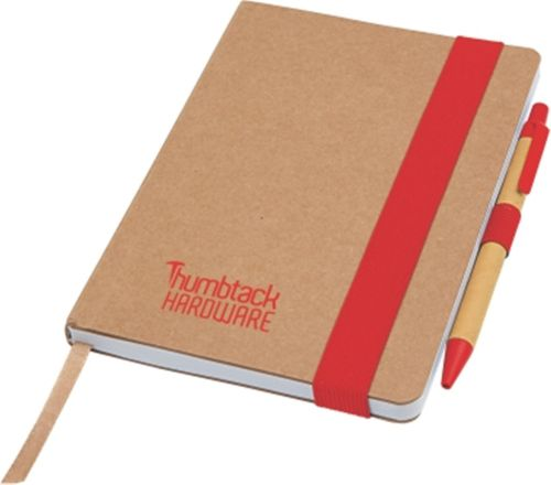 Classic Eco Notebook - Promotional Products