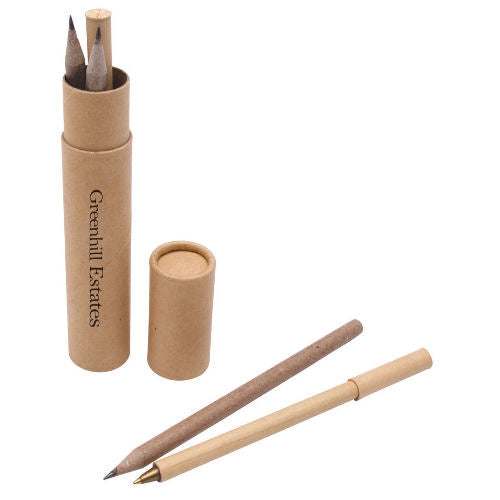 Classic Eco Writing Set - Promotional Products