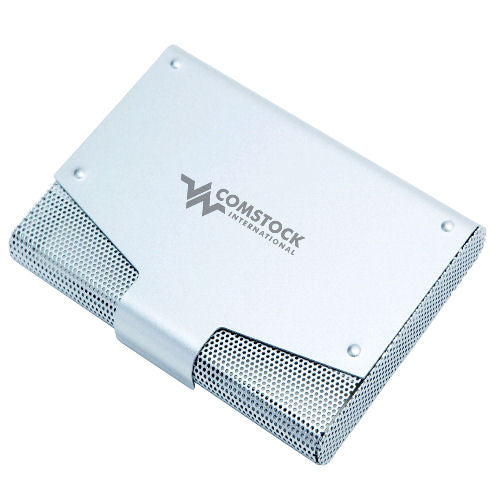 Classic Mesh Business Card Holder - Promotional Products