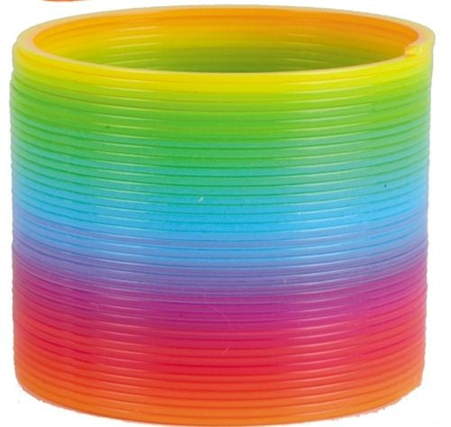 Bleep Rainbow Slinky - Promotional Products