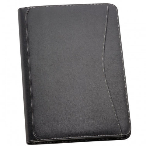 Avalon A4 Leather Compendium - Promotional Products
