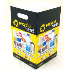 Co-mingled Corflute Recycling Boxes - Promotional Products