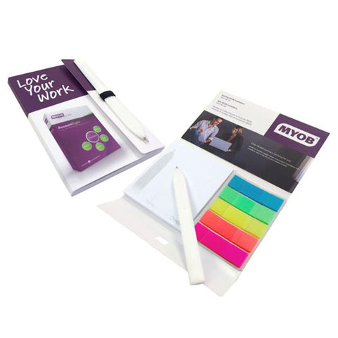 Combination Pad Set with Pen - Promotional Products