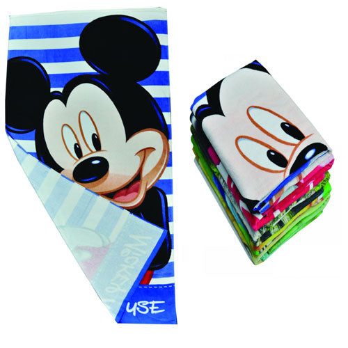 Cotton Full Colour Beach Towel - Promotional Products