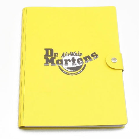Custom Leather Covered A5 Notepad With Clip - Promotional Products