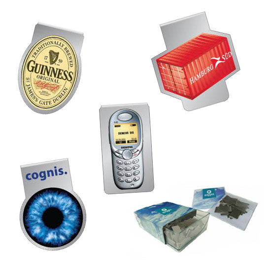 Custom Office Clips - Promotional Products