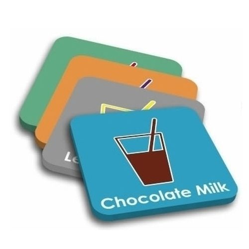 Custom PVC Drink Coaster - Promotional Products