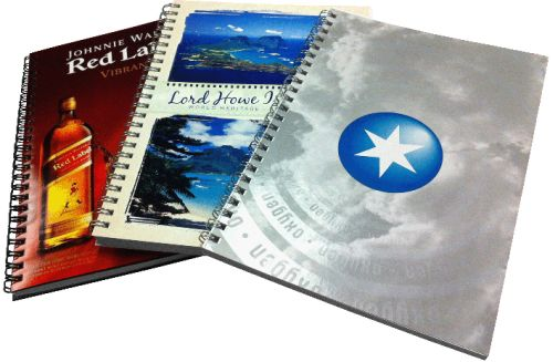 Custom Printed Notebooks - Promotional Products