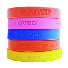 Silicone Wristbands - Promotional Products