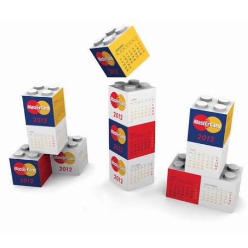 Desk Block Calendar - Promotional Products