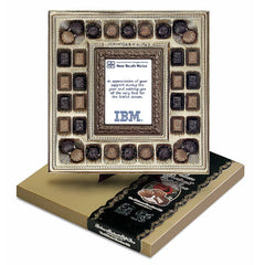 Devine Assorted Deluxe Chocolate Truffle Box - Promotional Products