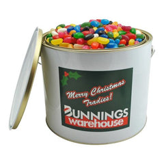 Devine Massive Paint Tin with Lollies - Promotional Products