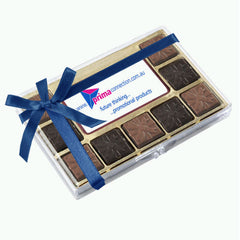 Devine Premium Encased Chocolate Gift Box - Promotional Products
