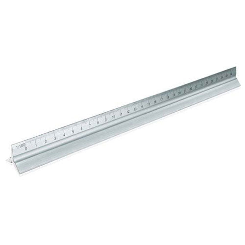 Dezine Aluminium Scale Ruler - Promotional Products