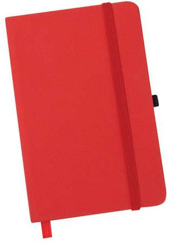Dezine Elastic Closure Notebooks - Promotional Products