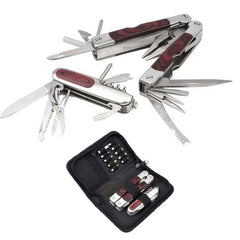 Dezine Rosewood Multi Tool - Promotional Products