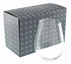 Eclipse Stemless Wine Glasses - Promotional Products