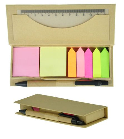 Eco Desk Set - Promotional Products