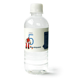Econo 350ml Natural Spring Water