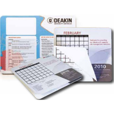 Econo Calendar Mouse Mat - Promotional Products