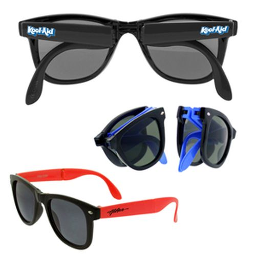 Econo Folding Sunglasses - Promotional Products