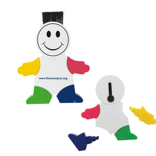 Econo Highlighter Person - Promotional Products