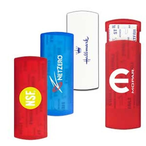 Econo Plasters in Case - Promotional Products