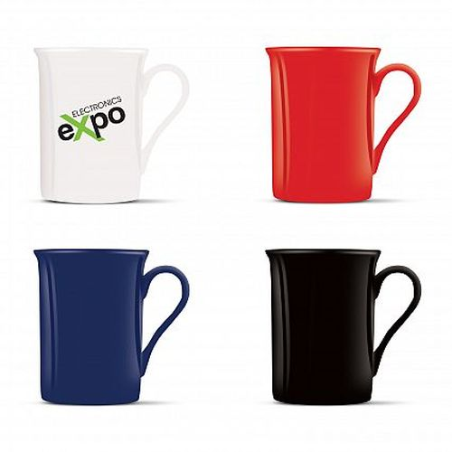 Eden Bone China Coffee Cup - Promotional Products