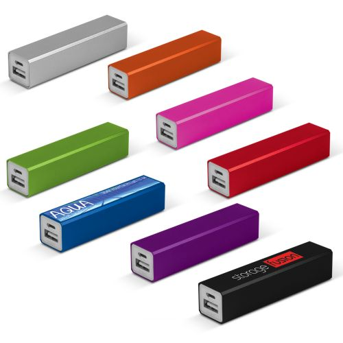 Eden Coloured Power Bank - Promotional Products