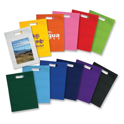 Eden Conference Carry Bag with Die Cut Handles - Promotional Products