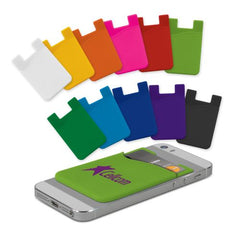 Eden Silicone Phone Wallet - Promotional Products