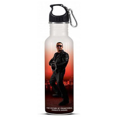 Eden Full Colour Stainless Steel Drink Bottle - Promotional Products