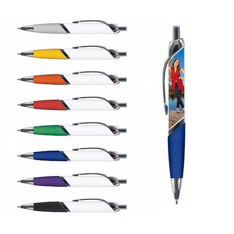 Eden Full Colour Plastic Pen - Promotional Products
