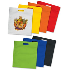 Eden Large Carry Bag with Die Cut Handles - Promotional Products