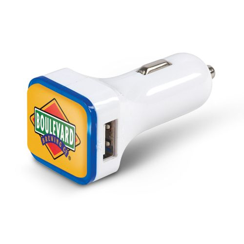 Eden Dual Car Charger - Promotional Products
