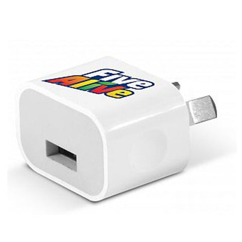 Eden USB Mains Adapter - Promotional Products